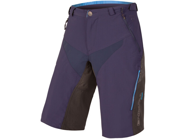 Endura MT500 Spray II Baggy Shorts Heren, navy